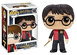 Funko POP Movies: Harry Potter Action Figure - Harry Potter Triwizard Tournament