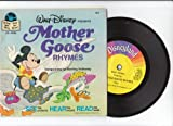 Walt Disney Presents Mother Goose Rhymes : See the Pictures, Hear the Record, Read the Book