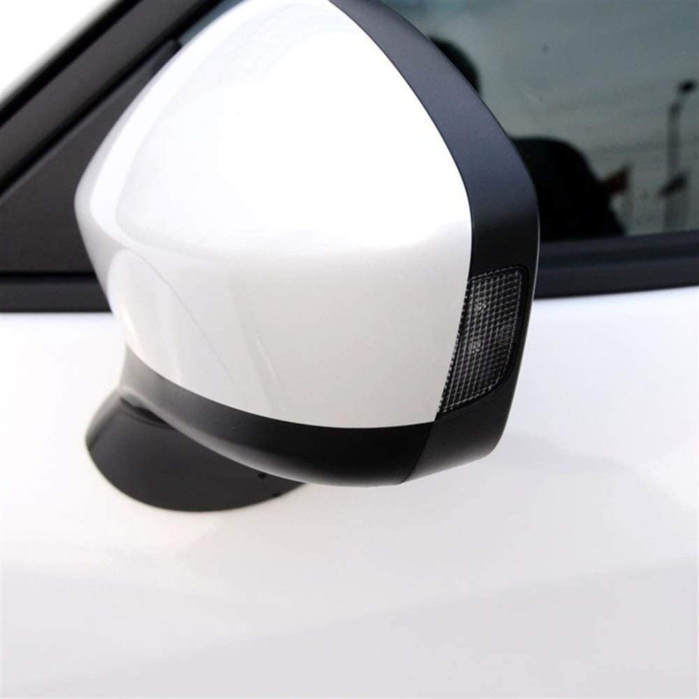 Color : LH A Car Parts Mirror Housing Mirror Replacement Covers Shell Fit For Mazda CX-5 2013-2015 Rear View Mirror Bottom Cover Wing Mirror Cover