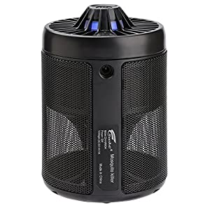 HAUSBELL Mosquito Trap Nontoxic USB Powered Mosquito Killer Lamp Mosquito Control Inhaler, UL Listed