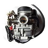 GY6 48 50 80cc 20mm Big Bore CVK Carb Carburetor 139QMB 139QMA Scooter Moped ATV