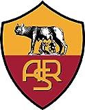 Roma AS Italy Soccer Football Car Bumper Sticker Decal 4