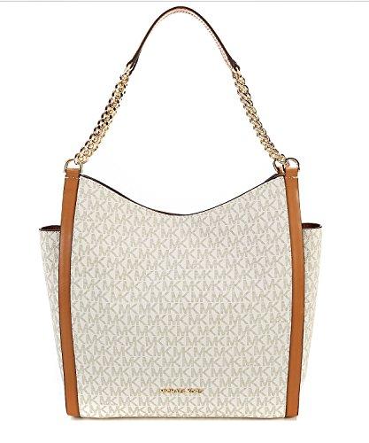 Michael Kors Beige Handbag - 3