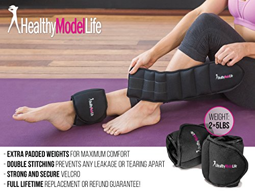 The 8 best ankle weights