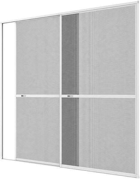 Puerta Doble Premium Aluminio montar – Mosquitero – 240 x 240 cm ...