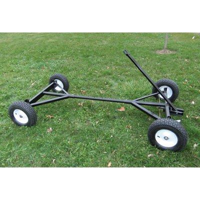Farm-Tuff Utility Trailer - 2,200-Lb. Capacity, Model# 03813