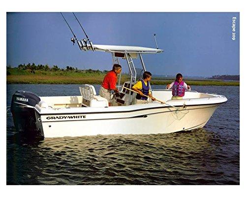 2007 Grady White Escape 209 Power Boat Photo (Grady White Escape)