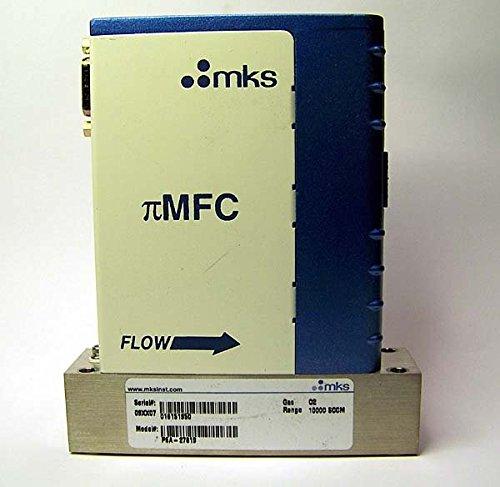 Mass Flow Controller - MKS PFC-60 P6A MFC Mass Flow Controller O2 Gas 10000 SCCM