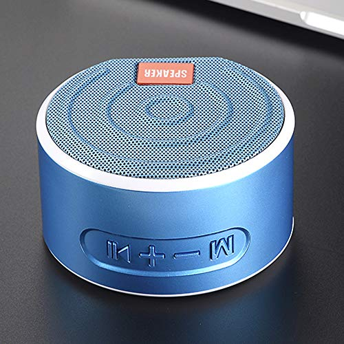 Price comparison product image JDgoods Portable Mini Speaker Wireless Bluetooth 4.2 Stereo SD AUX USB FM For Smartphone Iphone Android Bluetooth Tablet Laptop