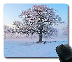 Design Mouse Pad Desktop Laptop Mousepads Winter Morning 3 Comfortable Office Mouse Pad Mat Cute Gaming Mouse Pad