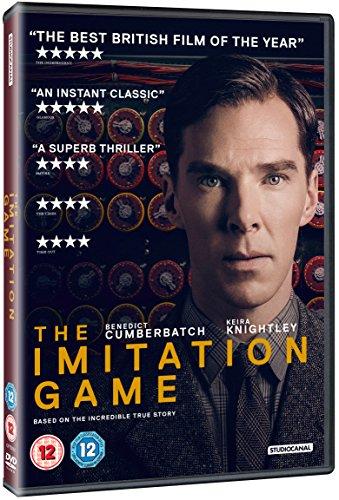 Amazon Com The Imitation Game Dvd Movies Tv
