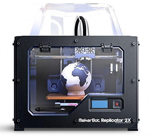 MakerBot Replicator 2X impresora 3d Fused Deposition Modeling (FDM ...