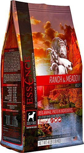 Essence Ranch Meadow Dog Food 25lb