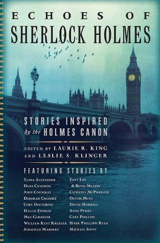Read Online Echoes of Sherlock Holmes: Stories Inspired by the Holmes Canon ebook