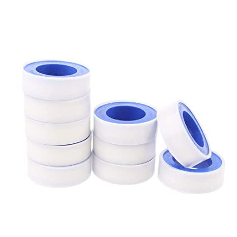 Buy Whitleys 10 Pieces 10m Long Thread Seal Tapes Plumbing