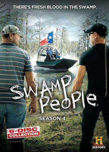 Swamp People: Season 4 [DVD] by LGF
