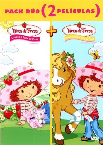 Pack Dúo: Tarta de Fresa (Conoce a Tarta de Fresa + Aventura para ...