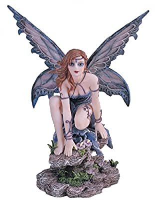 StealStreet Ss-G-91375 Fairy Collection Pixie Figurine Collectible Statue Fantasy Decoration