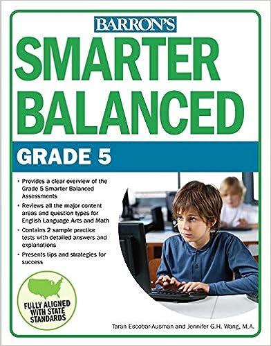 Smarter Balanced Grade 5 Descargar Epub Gratis