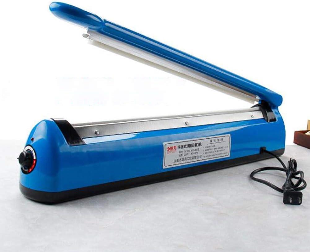 DishyKooker - Máquina de Sellado al vacío de presión Manual para envasar Bolsas de envasado de Alimentos (Doble tapón Redondo Europeo, Doble tapón Americano)