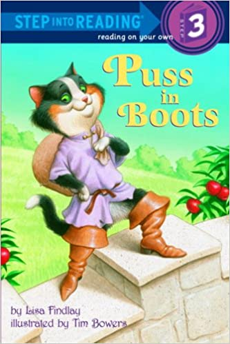 Puss in Boots (Step Into Reading - Level 3 - Library)