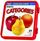 Categories Language Cards