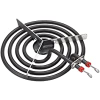 ANTOBLE 6 Coil Electric Range Burner Element for Whirlpool, Maytag MP15YA 660532, Frigidaire 316439801