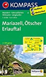 Mariazell - Ötscher - Erlauftal: Wanderkarte mit Radrouten, Skitouren und Loipen. GPS-genau. 1:25000 (KOMPASS-Wanderkarten, Band 22)