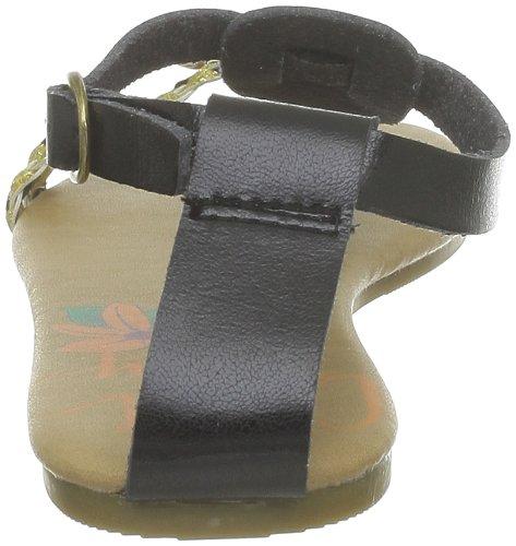Coolway Spirit 11042170 - Sandalias para mujer Negro (Schwarz (Blk))