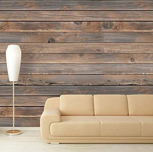 (wall26 Large Wall Mural - Seamless Wood Pattern | Self-Adhesive Vinyl Wallpaper/Removable Modern Decorating Wall Art - 100