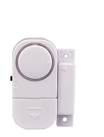Kobert Goods - Alarma para puerta, ventana o vitrina (con ...