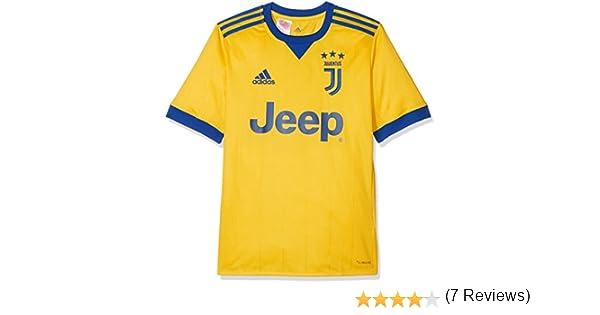 adidas Juve A JSY Y - Camiseta 2ª Equipación Juventus 2017-2018 Niños: Amazon.es: Ropa y accesorios