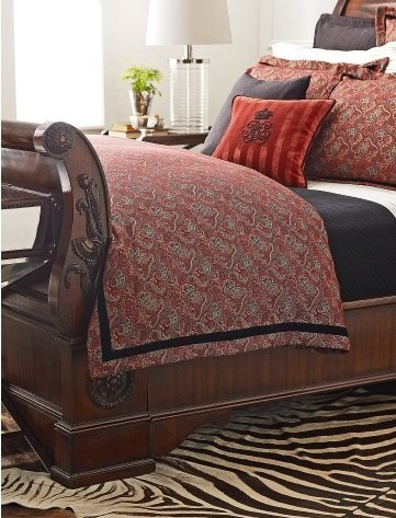 Lauren by Ralph Lauren Bleecker Street King Duvet - - New Street Bleecker York