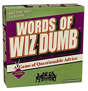 Words of Wiz-dumb by All Things Equal, Inc.
