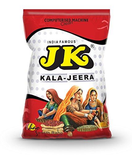 JK BLACK CUMIN SEED 3.53 Oz, 100g (Nigella Sativa, Kalunji, Nigella Seed, Kalonji, Kala Jeera) Non-GMO, Gluten free and NO preservatives!