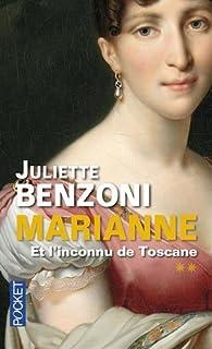 Marianne 02 : Marianne et l'inconnu de Toscane