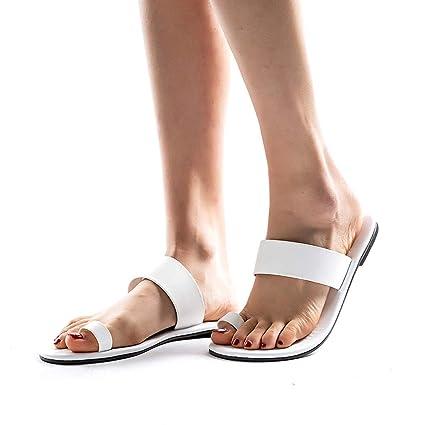 1f74267b072bd Amazon.com: Women's Sandals Bummyo Ladies Sandals Fashion Folk ...