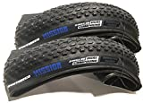 Vee - 2 Mission 27.5x2.25 Bike Tires (Pair) Folding Bead Dual Control Compound