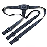 ZARPMA Children safty Belt, 3 Point Safety Harness for Child Kid Safe Strap for IKEA Antilop High Chair