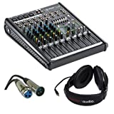 Mackie ProFX8v2 8-Channel Sound Reinforcement Mixer with Stereo...