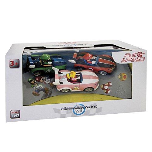 13001 - Mariokart WII 3 Pack -