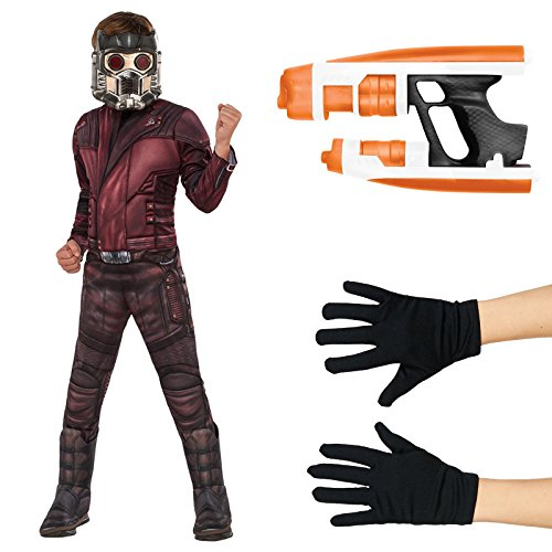 Guardians of the Galaxy Vol. 2 - Star-Lord Deluxe Children's Costume Kit M