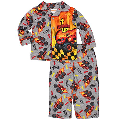 Nickelodeon Blaze And The Monster Machines Toddler Pajama...