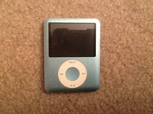 Apple iPod Nano,3rd Gen.,8 GB, Sky Blue in Color, Like new.