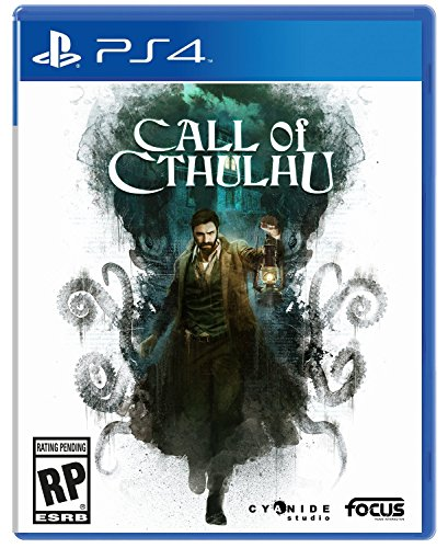 Call Of Cthulhu   Playstation 4