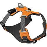 Ruffwear - Front Range All-Day Adventure Harness for Dogs, Campfire Orange, Small