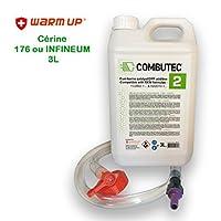 AMOSAN PETROCHE Kit de llenado cerina aditivo FAP 176o Infineum 7995verde FAP Combutec 23 l Warm Up