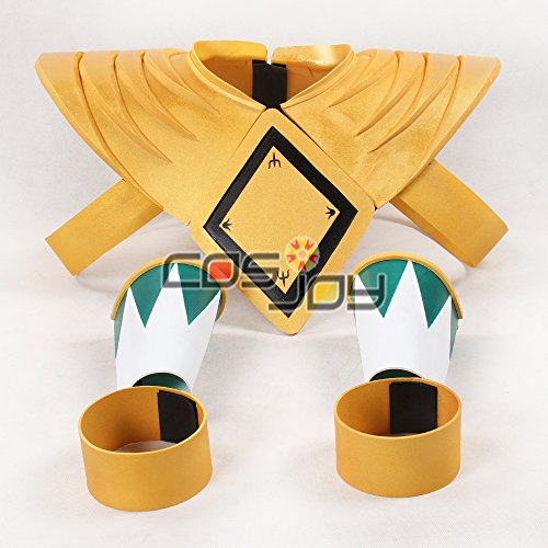 Power Rangers KYORYUSENTAI ZYURANGER DARGON-RANGER Green Ranger's Dragon Shield Armor Cosplay (Cosplay Power Rangers)