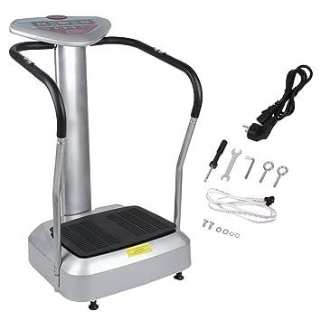 Fitnesss vibración plat Te vibración Trainer Cuerpo Entero ...