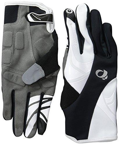 Izumi Spandex Gloves Pearl (Pearl Izumi - Ride Women's Cyclone Gel Glove, White, Medium)